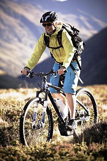 Viel mehr als geführte Touren, nämlich unvergeßliche Erlebnisse und Emotionen mit vielen Tipps, bietet das Team der Bike-Basis Montafon.