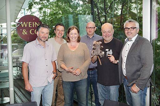 Bei Runde 5 von WineExperts diskutierten Fred Loimer, Franz Strohmeier, Luzia Schrampf, Stefan Hajszan, Bernhard Ludwig und Oliver Sartena