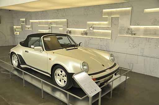 Porsche SC Turbolook Cabriolet 1983