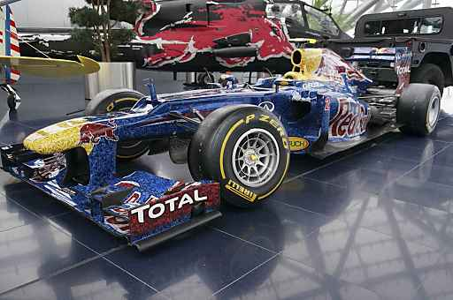 Red Bull Racing RB8