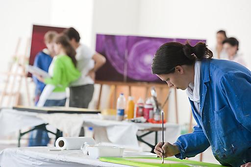 Die eigene Kreativität in den vielen Sommerakademien von Kreativ Reisen Österreich entdecken. Weitere Informationen zu den Kursangeboten unter www.kreativreisen.at, wo auch Kreativ-Gutscheine bestellt werden können.