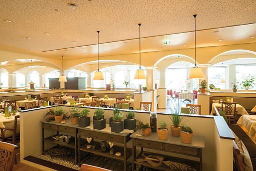 Neues Restaurant im Quellenhotel & Spa****