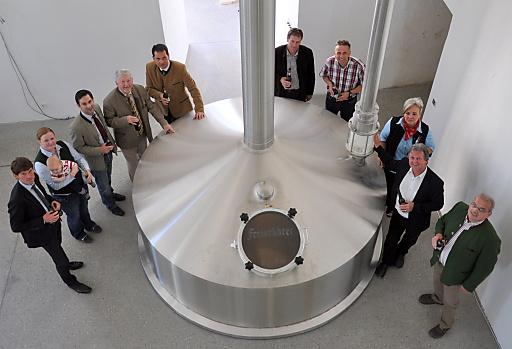 Bierprojekt Kooperation Mühlviertel/Bayern