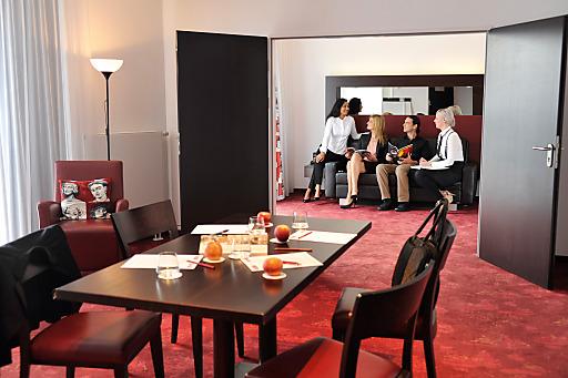 Business Suite im ARCOTEL Velvet Berlin