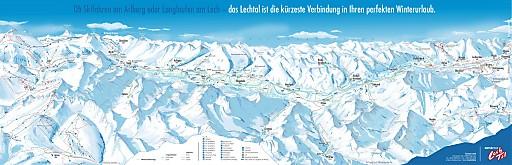 Legendäre Skiverbindung zwischen Lech-Zürs und Warth-Schröcken ab Winter 2013/14