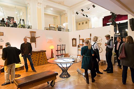 Innovatives aus den Bereichen Design, Kunst und Mode zeigt die ArtDesign Feldkirch im Oktober.