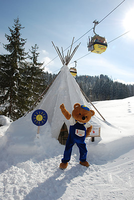 Bild zu Kinder-Skigaudi in der Skiregion Dachstein West