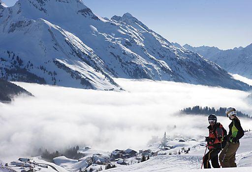 Sonne, Schnee & Ski: Genüsslich unterwegs in Warth-Schröcken