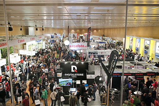 Am kommenden Wochenende, 16. und 17. November 2013, findet in der Messe Wien mit der Photo+Adventure wieder Österreichs größte Fotomesse und einzige Spezialmesse für Erlebnisreisen statt.