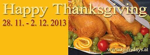 """Vom 28.11. bis zum 2.12., treffen sich Freunde in typischer amerikanischer Atmosphäre und feiern Thanksgiving. Friday""""."""