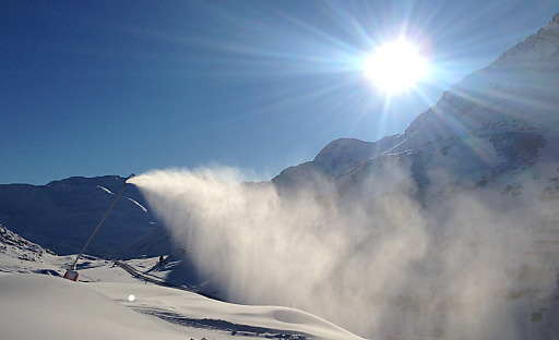 Skigebiet Lech Zürs
