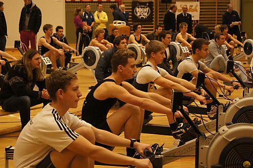Am Sonntag, 19. Jänner 2014, werden zum 25. Mal die Internationalen Österreichischen Indoor-Rudermeisterschaften des ÖRV ausgetragen.