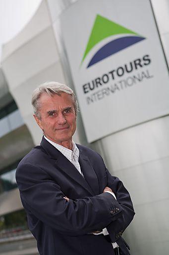 Hans-Dieter Toth, CEO Eurotours International