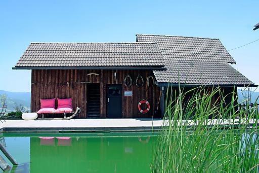 art-lodge in Kärnten: Ein architektonisch einzigartiges Projekt, das Kunst, Hotel und Gastronomie in einen neuen Einklang bringt.