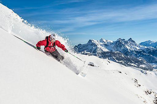 Kitzbühel lockt noch bis 1. Mai mit perfekten Pistenbedingungen am Berg.