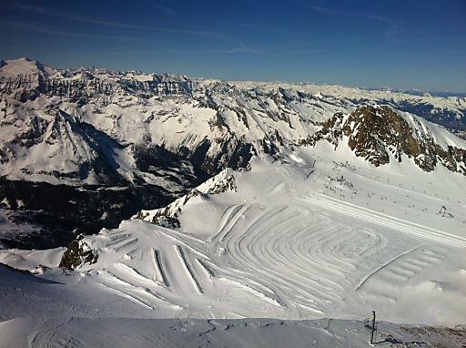 Höhenloipe Kitzsteinhorn