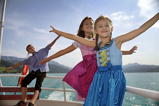 """""""Schiff ahoi!"""" - Kleine und große Fahrgäste sind am """"Tag der Schifffahrt"""" herzlich willkommen."""