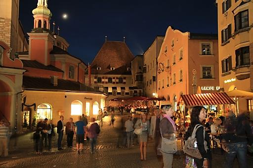 Lange Einkaufsnacht in Hall in Tirol