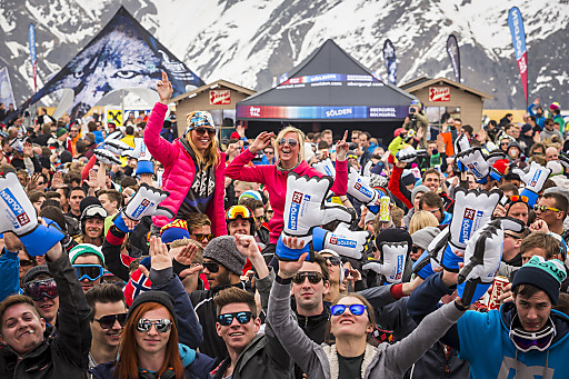 Events wie das Electric Mountain Festival bescherten dem Ötztal ein starkes Saison-Finish.