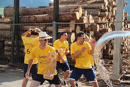 Wood Cup Abkühlung