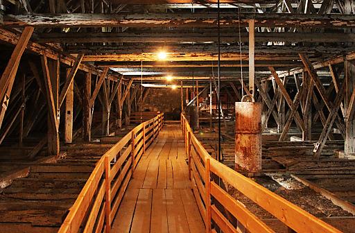 In der Silberstadt werden nun verborgene Plätze für Besucher geöffnet.