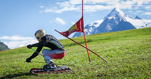 Grasski Weltcup in Zell am See-Kaprun