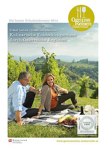 Das neue Magazin von Genuss Reisen Österreich führt zu kulinarischen Entdeckungsreisen in Österreichs Regionen: www.genussreisen-oesterreich.at