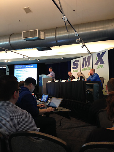 SMX Advanced, Search Marketing Expo