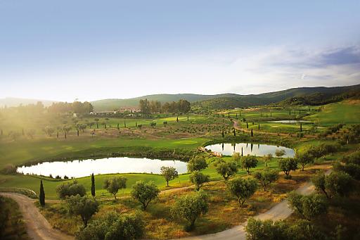 Cordial Hotel und Golf Resort Pelagone, Toskana, Golfplatz