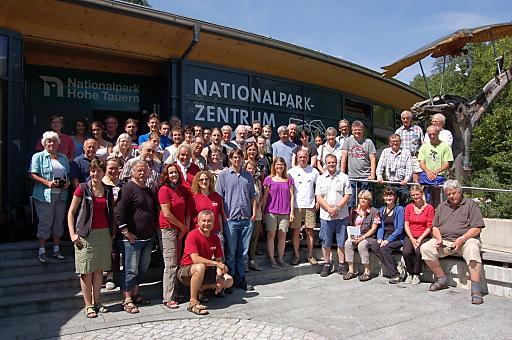 70 WissenschafterInnen erforschten am Wochenende das Seebachtal im Nationalpark Hohe Tauern.