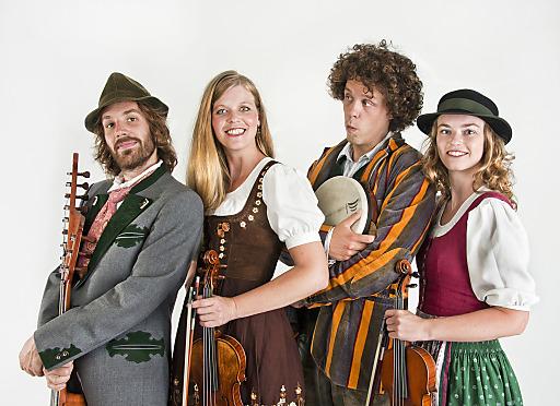 Spafudla bei der KLANGstadt Hall in Tirol