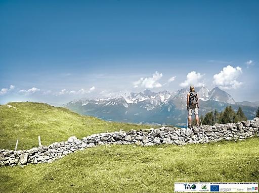 Weitwandern am KAT-Walk in den Kitzbüheler Alpen