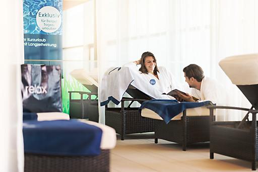 Mit dem Relax! Tagesurlaub hat die VAMED Vitality World -erstmals und einzigartig in Österreich - im Vorjahr eine gänzlich neue Klasse des Thermen- und Gesundheitsurlaubs im gehobenen Segment gestartet.