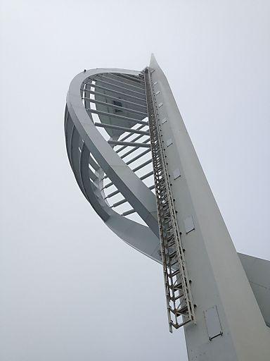 Der Spinnaker Tower war eine der Stationen bei der con.os Trendexpedition.