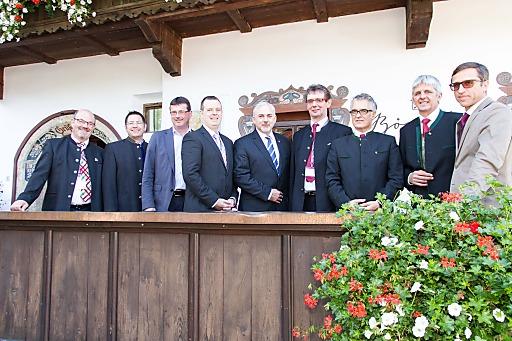 Treffen der Tourismusexperten in Alpbach