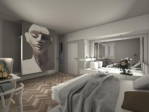 Jedes Zimmer versprüht besonderen Charme. In Innsbrucks neuem Individuellhotel NALA sind Individualisten bestens aufgehoben