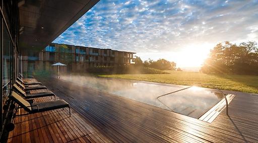 Der Lanserhof in Tegernsee wurde im Januar 2014 eröffnet und bereits zum besten Wellnesshotel Deutschlands gewählt