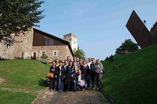 Die Fachexkursion der NÖ Top-Ausflugsziele führte dieses Jahr nach Tirol und Südtirol.