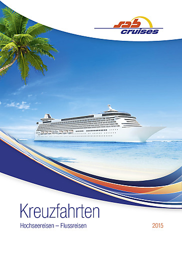 sab-cruises Katalog Kreuzfahrten 2015