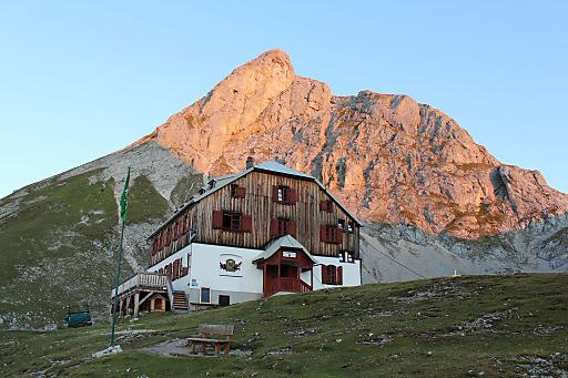 Guttenberghaus, Dachsteingebirge