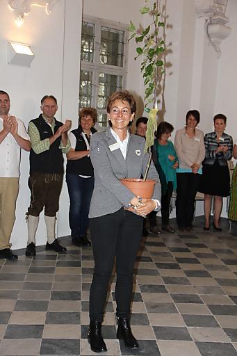 Projektleiterin Birgit Hacker (HACKER MANAGEMENT SUPPORT GMBH)