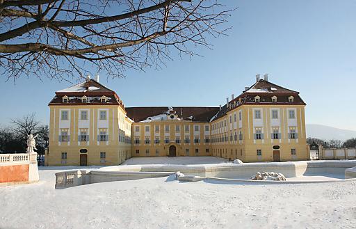 Schloss Hof - Ehrenhof