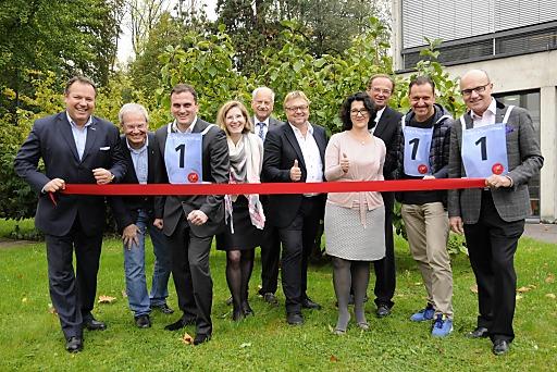 """Auf die Plätze, fertig, los - hieß es für die Diskussionsteilnehmer beim diesjährigen Oberösterreich Forum Tourismus & Freizeit zum Thema """"Sport und Tourismus""""."""