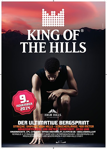 KING OF THE HILLS - HIGH HILLS-HOHE WAND WIESE