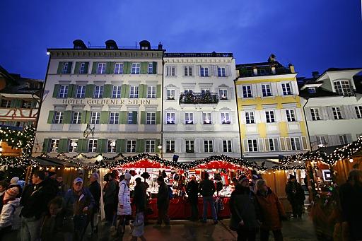 Weihnachtsmarkt Luzern
