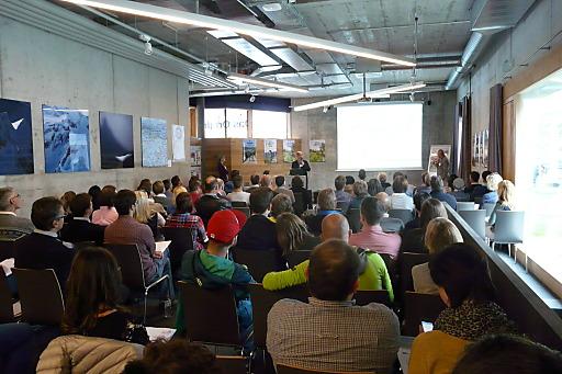 Generalversammlung 2014 in Flims, Schweiz