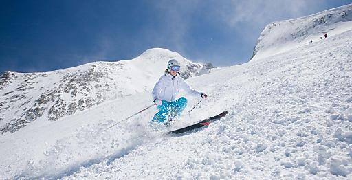 Vorteil Gletscher: das Kitzsteinhorn – Salzburgs höchstgelegenes Wintersportgebiet – bietet Schneehungrigen bereits seit Anfang Oktober Wintergenuss pur.