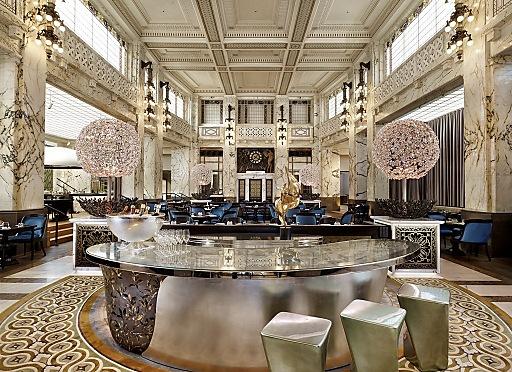 2. Veranstaltungstag im Luxushotel: Park Hyatt Vienna