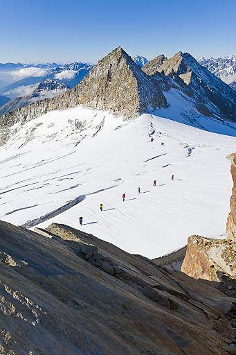 Bald eine halbe Million  der<br /> Österreichische Alpenverein ist auf Erfolgskurs.