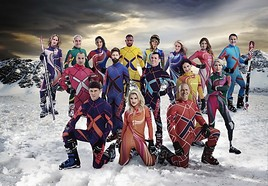 Fotograf: Todd Antony, Fotocredit: Channel 4, The Jump 2nd Series, 2015